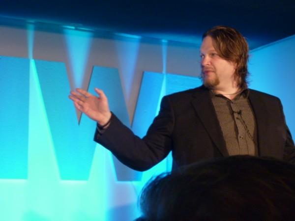 Chris Brogan At SMWF
