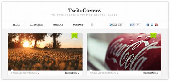 TwitterCovers