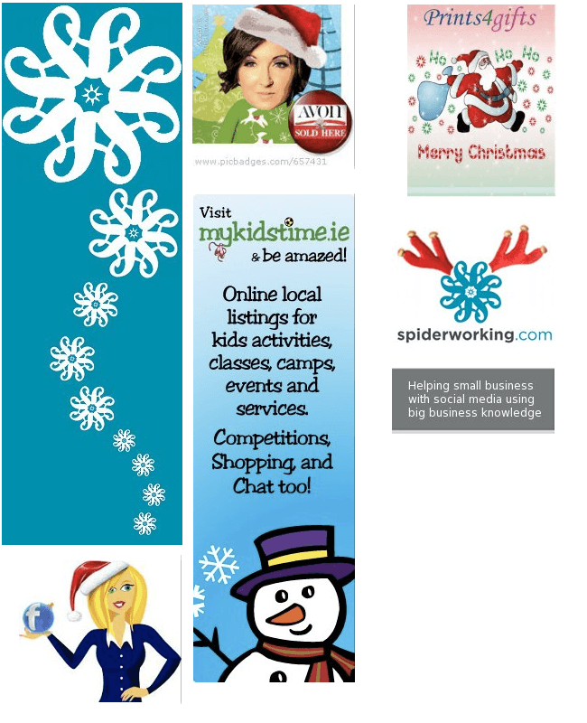 How Being Festive Can Boost Your Facebook Page