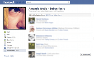 Why I Don't Like Facebook Subscribe