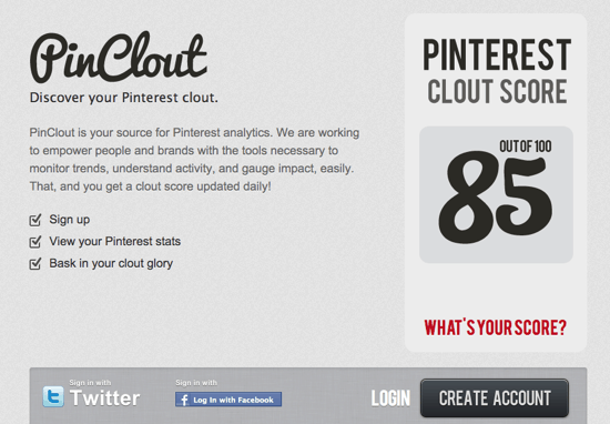 How Influential Are You On Pinterest? – PinClout Tells You