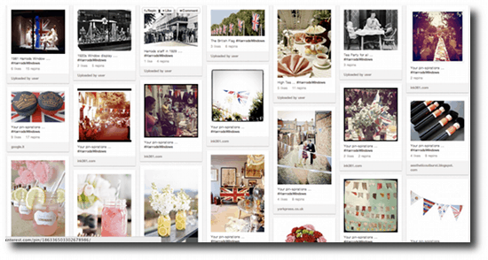 Harrods on Pinterest