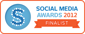 Awards, Awards, Awards -We're Finalists in Social Media Awards