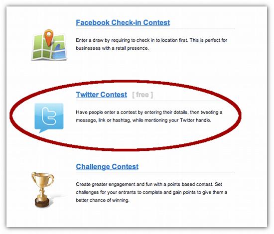 Binkd Free Twitter Competition