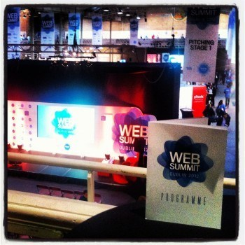 Social Media & Customer Service – Day 1 #websummit Dublin
