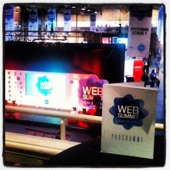 Dublin Web Summit Day 1