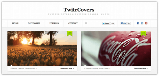 TwitterCovers