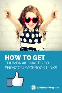 3 Ways To Get The Right Image To Show On Your Facebook Links Every Time.