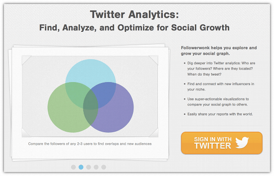 Find Relevant People To Follow On Twitter With FollowerWonk - Cool Tool