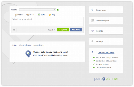 Easier Facebook Scheduling With PostPlanner - Cool Tool
