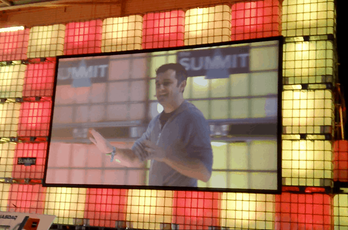 We Are Lucky To Be Living In The Age Of The Internet - Gary Vaynerchuk at #WebSummit