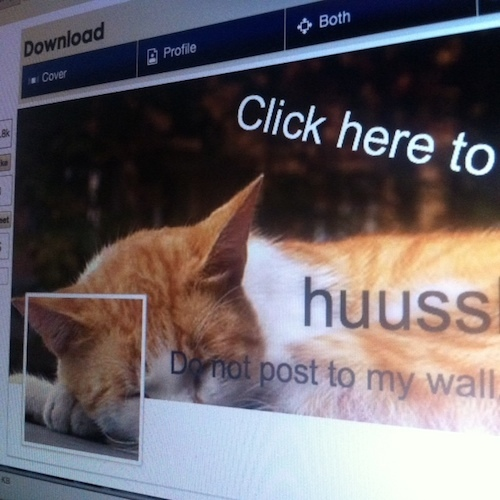 Make Integrated Facebook And Google+ Cover Photos With Easy Cover Maker - Cool Tool