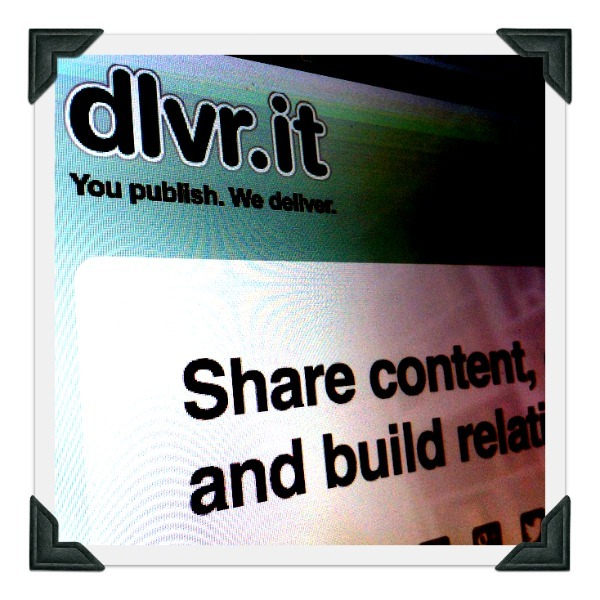 Easily Share Your Content To Twitter With Dlvr.it