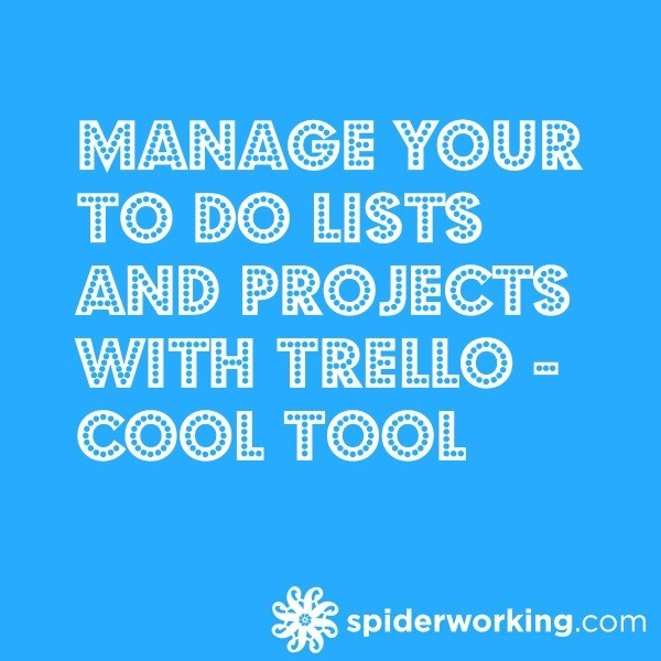 Manage Your To Do Lists And Projects With Trello – Cool Tool