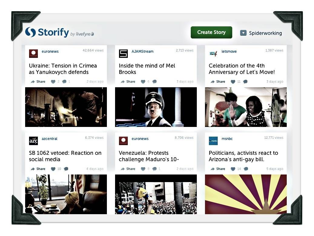 How To Tell Your Twitter Stories With Storify Cool Tool