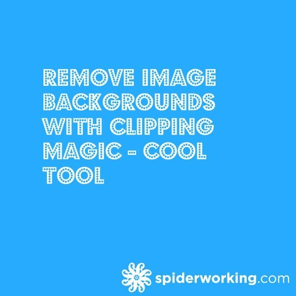 Remove Image Backgrounds With Clipping Magic – Cool Tool