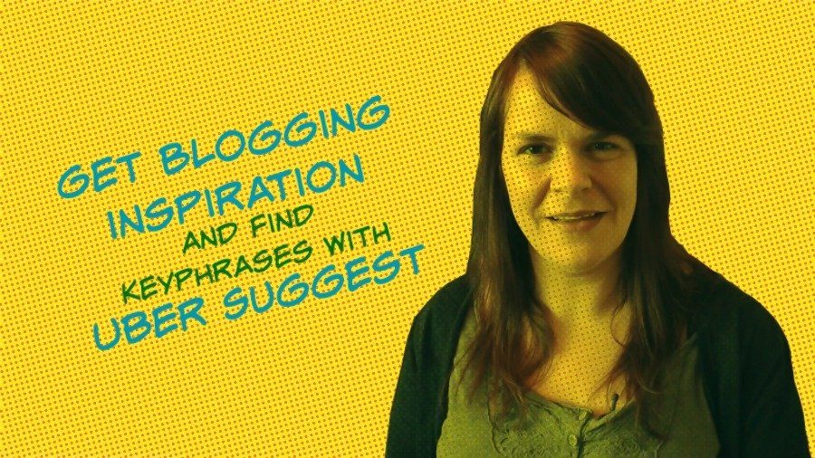 How To Find Blogging Inspiration and Key Phrases With