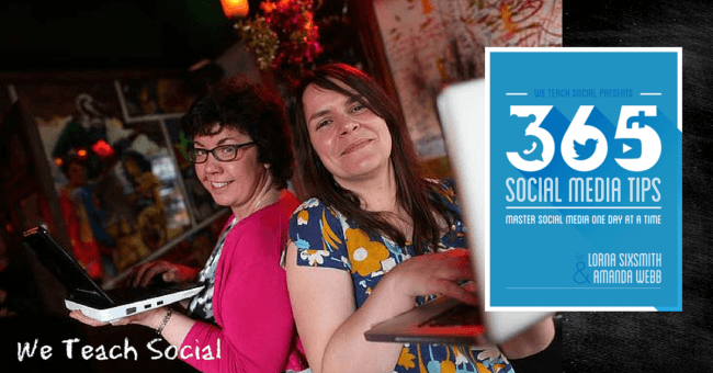 The Story Behind The eBook '365 Social Media Tips'