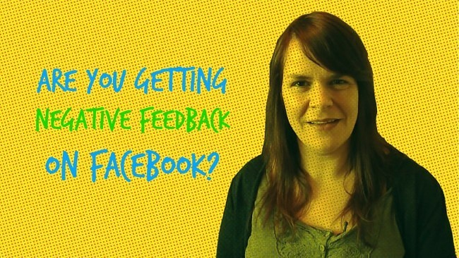 How To Find Out If You Are Getting Negative Feedback On Facebook
