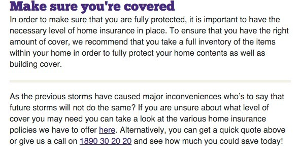 call to action chill insurance blog