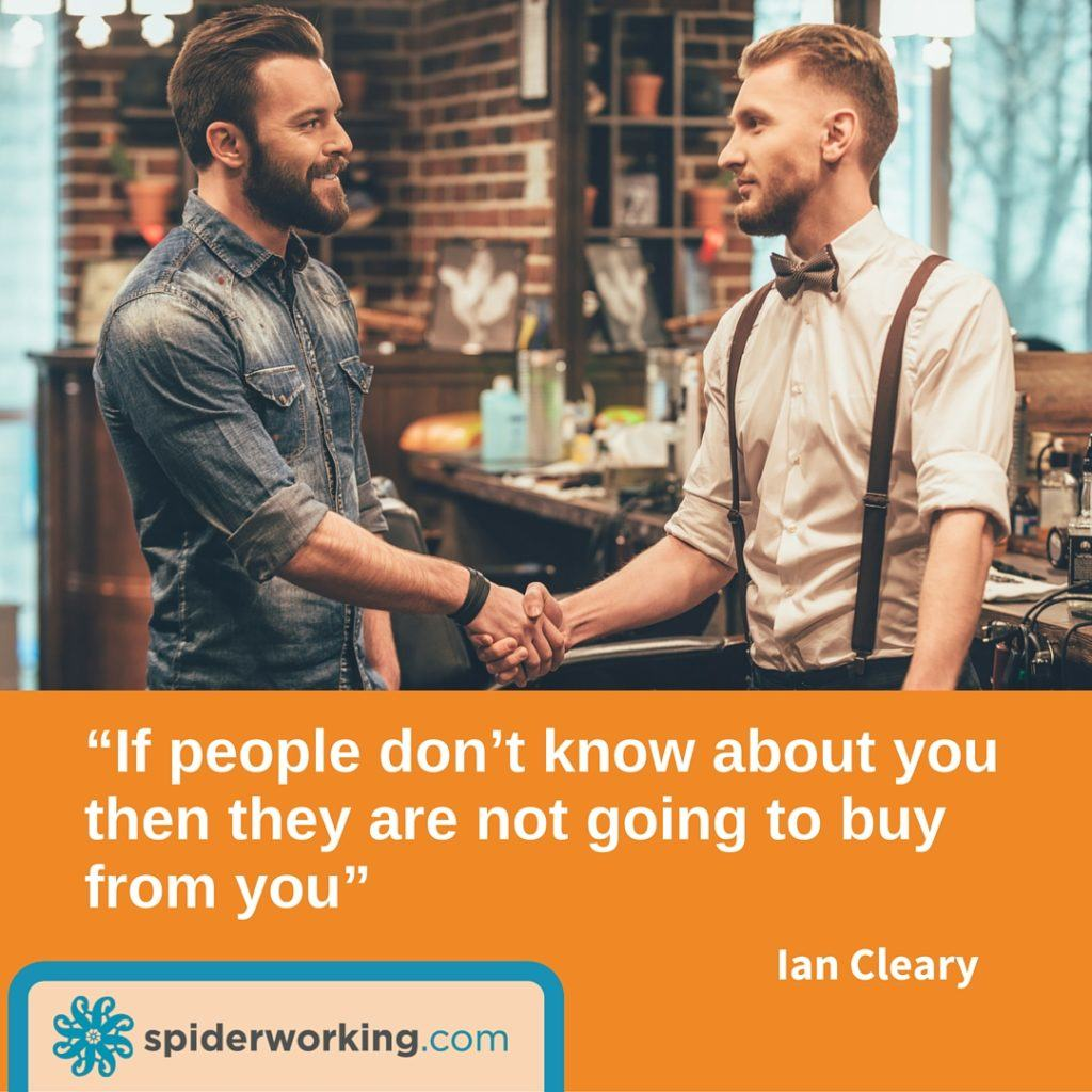 Ian cleary quote