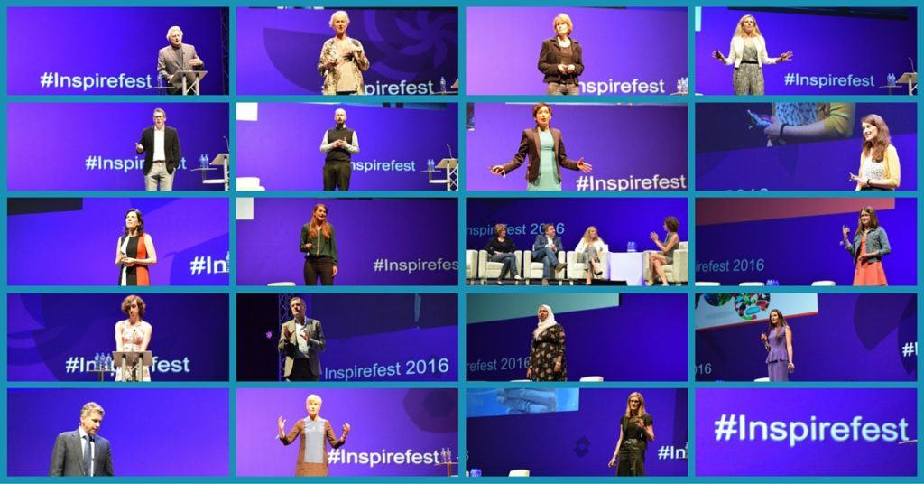 Would My Teenage Self Be Horrified With Technology In 2016? – #Inspirefest 2016