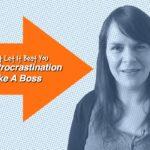 The Secrets Of Fighting Procrastination? – 1 Minute Moment #49