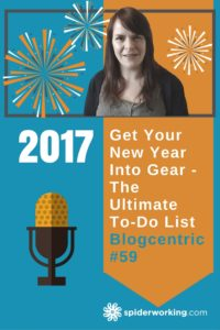 Get Your New Year Into Gear - The Ultimate To Do List
