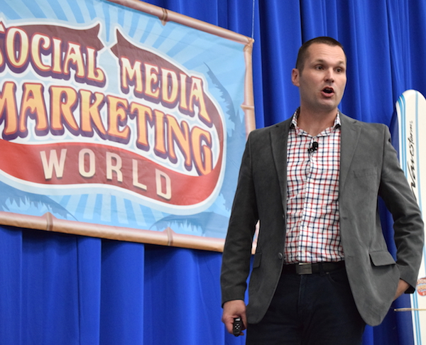 Marcus Sheridan - Content that gets you sales