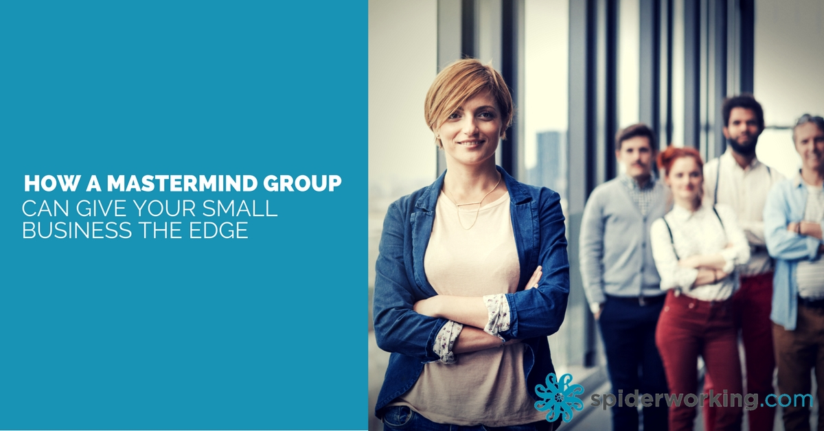 How a mastermind group can give your small business the edge
