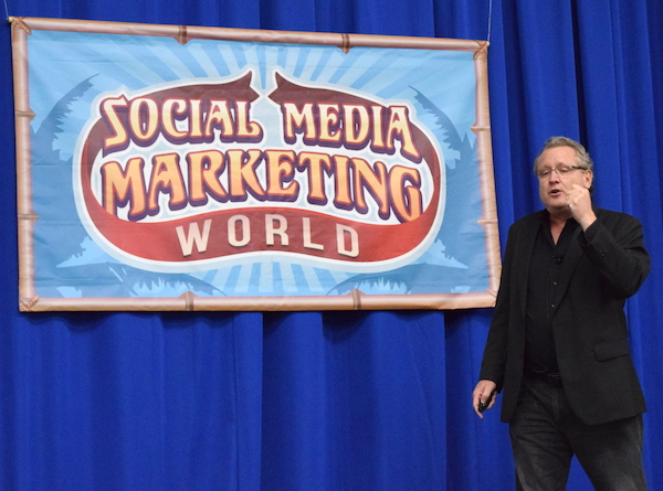 Mark Schaefer telling us how to be Known