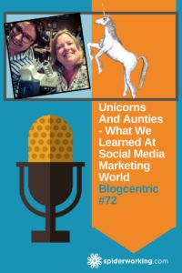 Live From The Airport - The Social Media Marketing World Debriefing