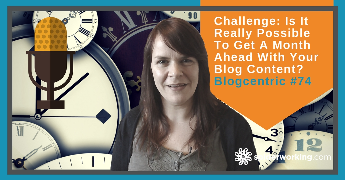 Imagine A World Where You Are Ahead With Your Blog Content