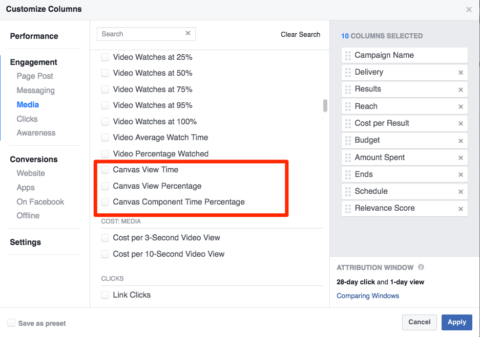 how to build facebook canvas ads