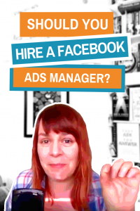 Facebook ads, they're simple enough to set up but it's harder to make them work. Could hiring a Facebook ads specialist be an advantage?