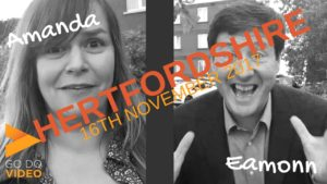 Video Workshop Herts - 16th November