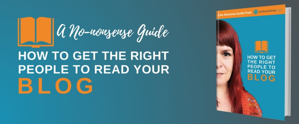 How to get the right people to read your blog