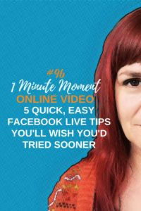 I'm going to share with you five Facebook Live tips I've picked up in the last year and a half of broadcasting that will get more people watching for longer and engaging with your content.  #AmandasLiveTips #facebooklive #facebooklivemarketing #facebookvideomarketing #facebookvideotips #facebooklivetips #facebookmarketing #facebookforbusiness