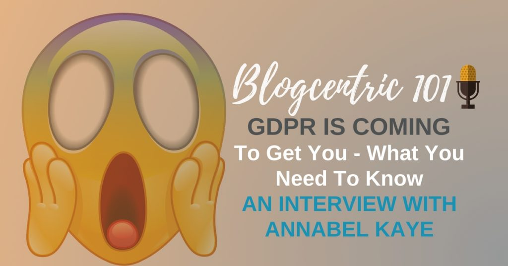 GDPR Is Coming To Get You - What You Need To Know