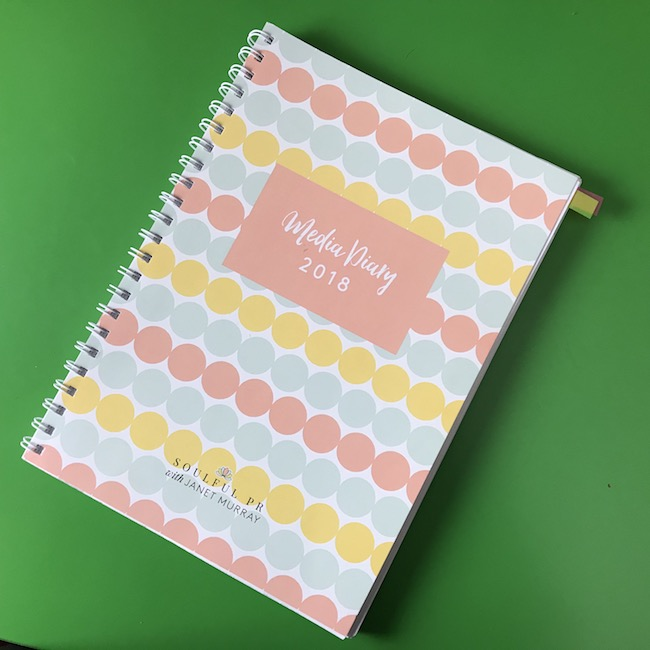 Janet Murray's Media Diary