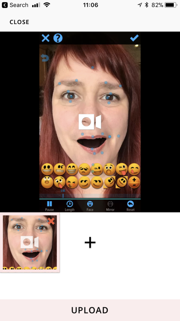 Make freaky animated faces from still photos with Mug Life