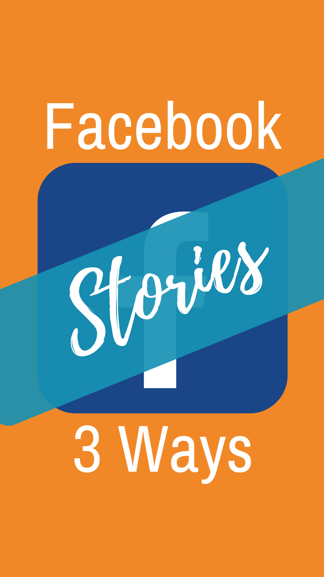 How To Add Stories To Your Facebook Business Page- And A Fix – 1 Minute Moment #104