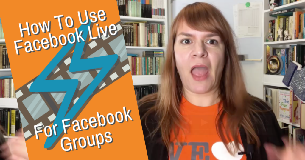 Could Facebook Live For Groups Keep Your Group Alive?
