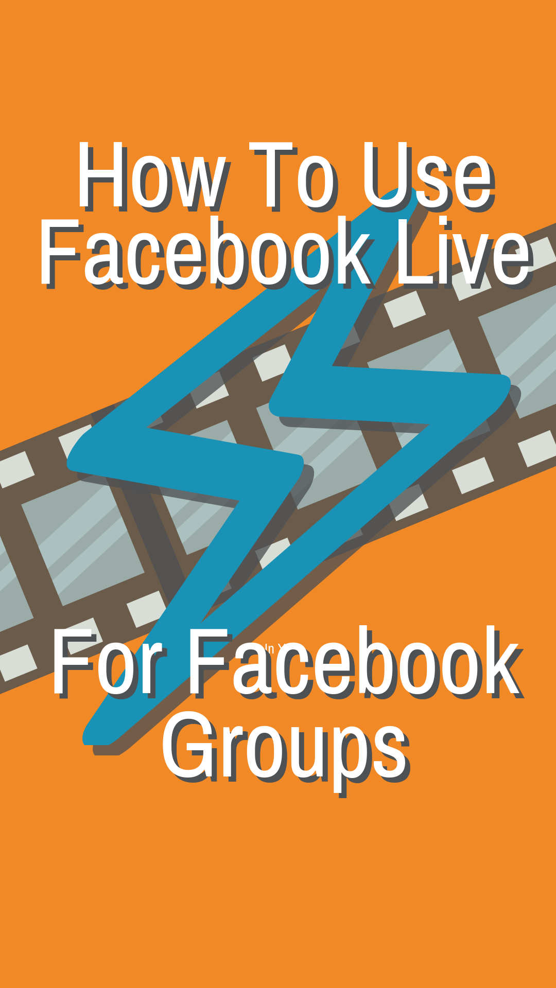 There are a lot of groups on Facebook. And when I say a lot, a lot. Back in 2010 AdWeek reported that there were 620 Million groups, and that was way before they were cool. Maintaining an active group with all that competition is becoming a challenge. But there's a fix. Facebook Live.  #AmandasLiveTips #facebooklive #facebooklivemarketing #facebookvideomarketing #facebookvideotips #facebooklivetips #facebookmarketing #facebookforbusiness #facebookgroup