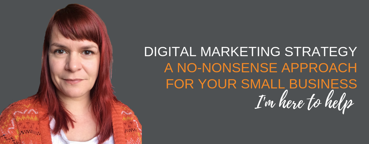 digital marketing strategy for small business
