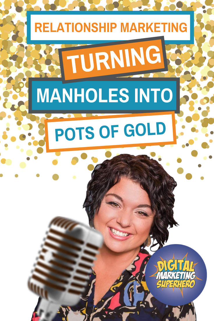 Relationship Marketing With Jessika Phillips, Pots Of Gold And LinkedIn Networking