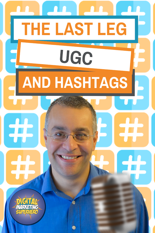 Is It OK? What Can Satirical TV Tell Us About Hashtags?