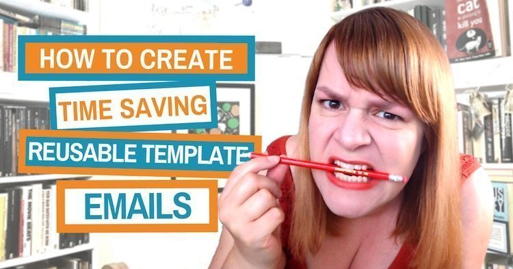 How to create reusable template emails