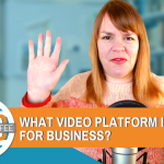 What Video Platform Works Best For Marketiers? - Digital Coffee 13th March 2020