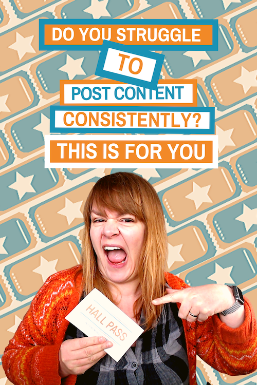 Do You Struggle To Post Content Consistently? This Is For You